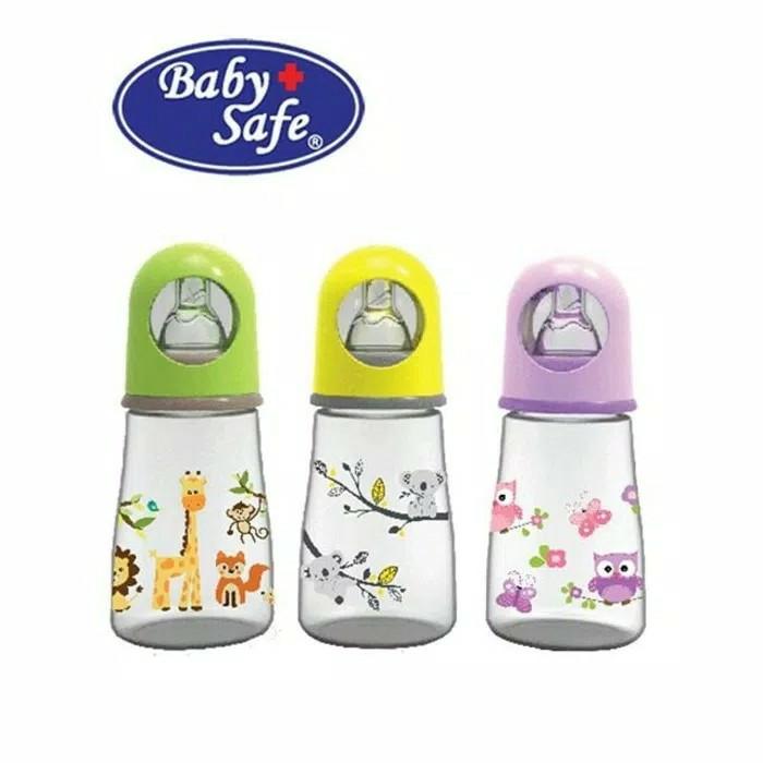 harga Baby safe jp002 botol susu 125ml / botol susu bayi bpa free Tokopedia.com