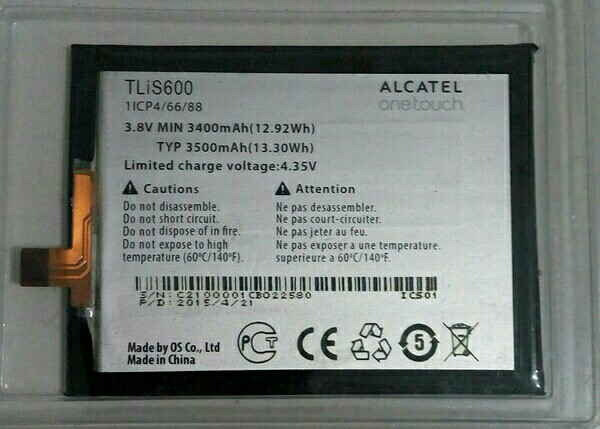 harga Original baterai battery batre alcatel one touch onetouch flash plus t Tokopedia.com