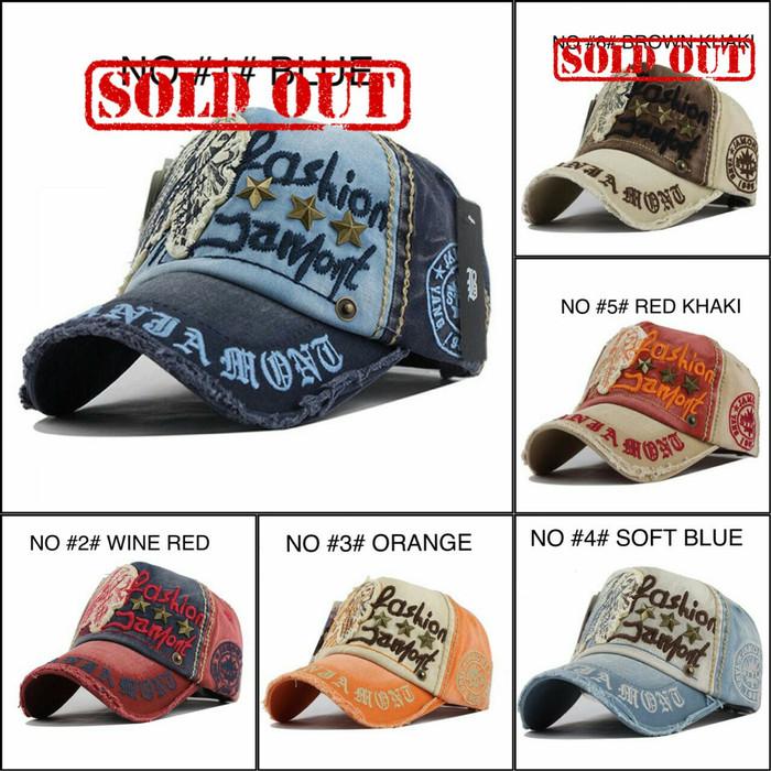 Topi denim   topi casual import murah   topi baseball   topi pria 0c3daa74ad