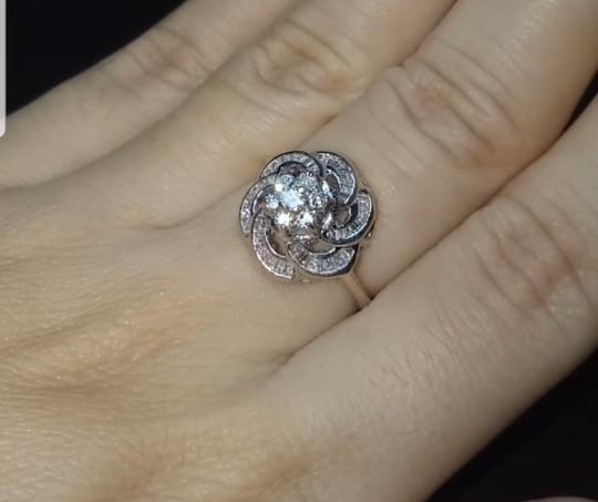 harga Cincin berlian eropa dan sepatu anak order by wa Tokopedia.com