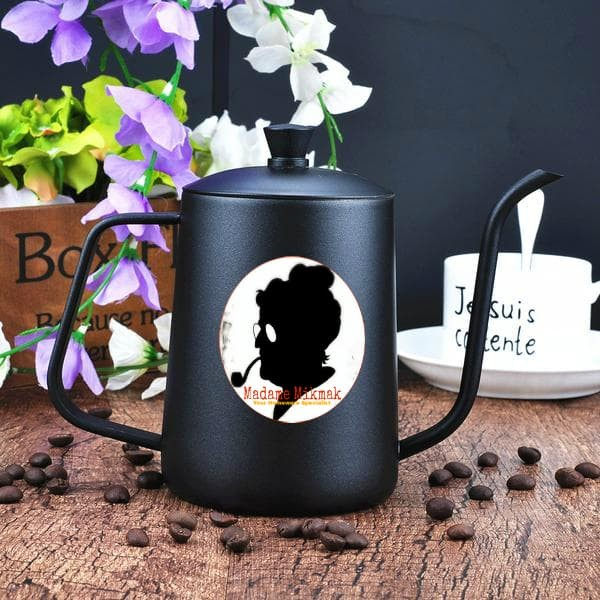 harga Cookmaster 600ml coffee kettle pot gooseneck - teko leher angsa Tokopedia.com