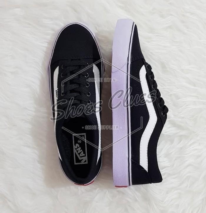 Sepatu Vans Old Skool Black - Blanja.com