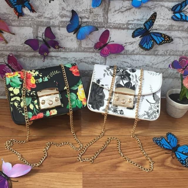 harga Tas mini pesta - tas dompet wanita furla batik - tas selempang premium Tokopedia.com