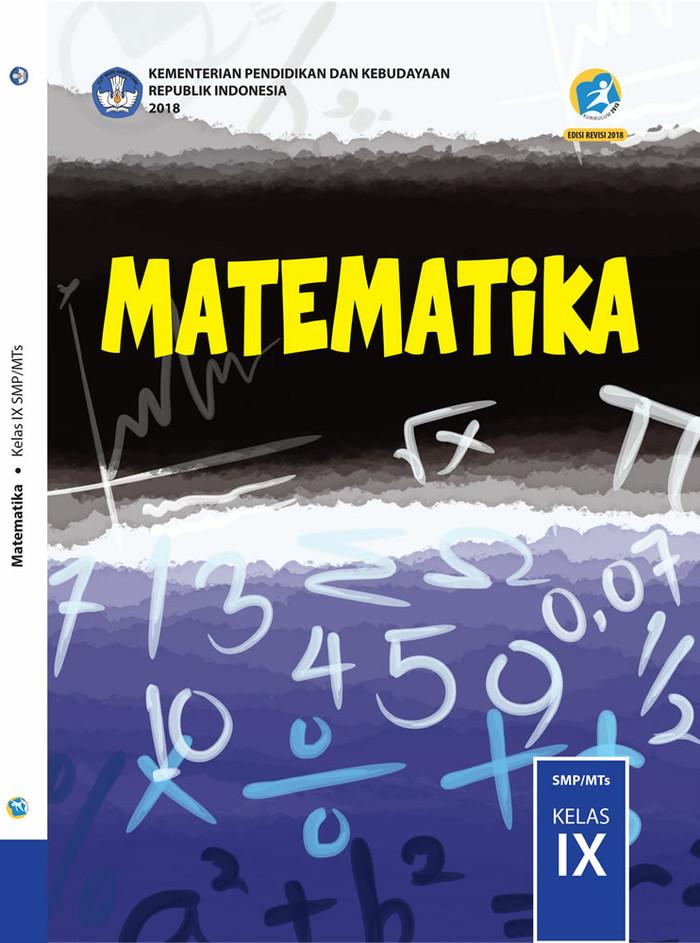 Foto Produk Buku Matematika Kelas 9 SMP Revisi 2018 dari Gerai Buku Sekolah