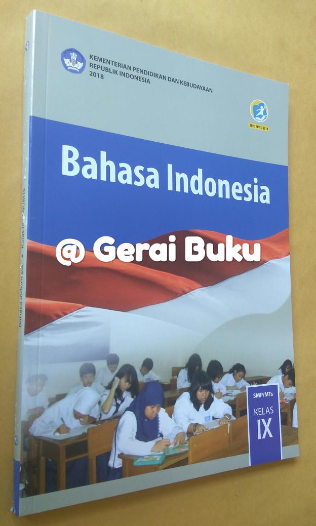 Buku Bahasa Indonesia Kelas 9 Kurikulum 2013 Berbagai Buku