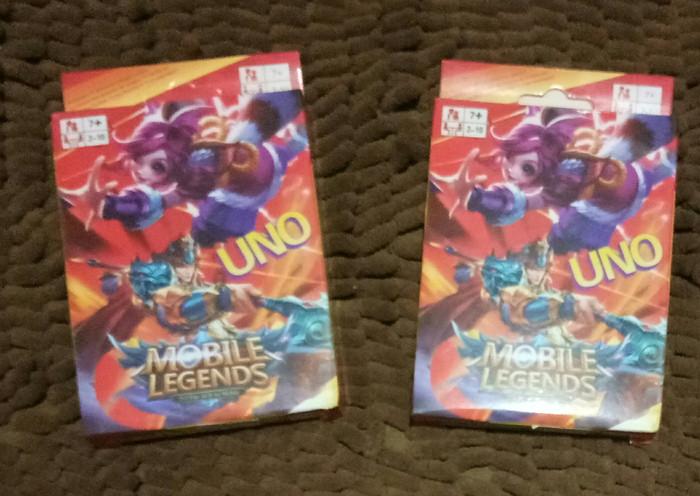 Jual Mainan Kartu Uno Mobile Legends - Kota Bandung - CC NET ACC | Tokopedia