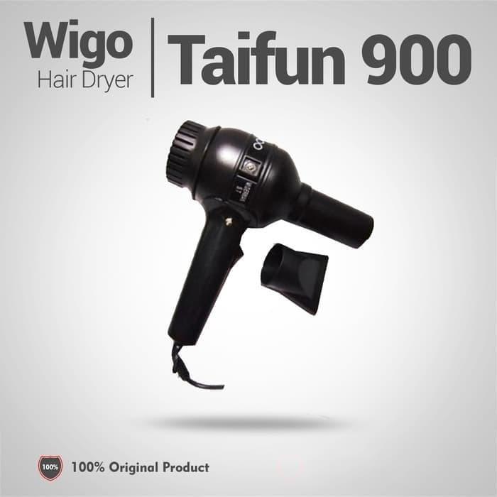 Wigo Hair Dryer Wigotaifun 900 Terbaik Warna Hitam - Daftar Harga ... 364d0aef6f