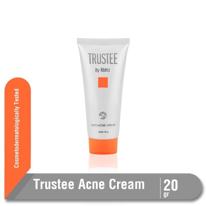 harga Ristra trustee acne cream 20 gram Tokopedia.com
