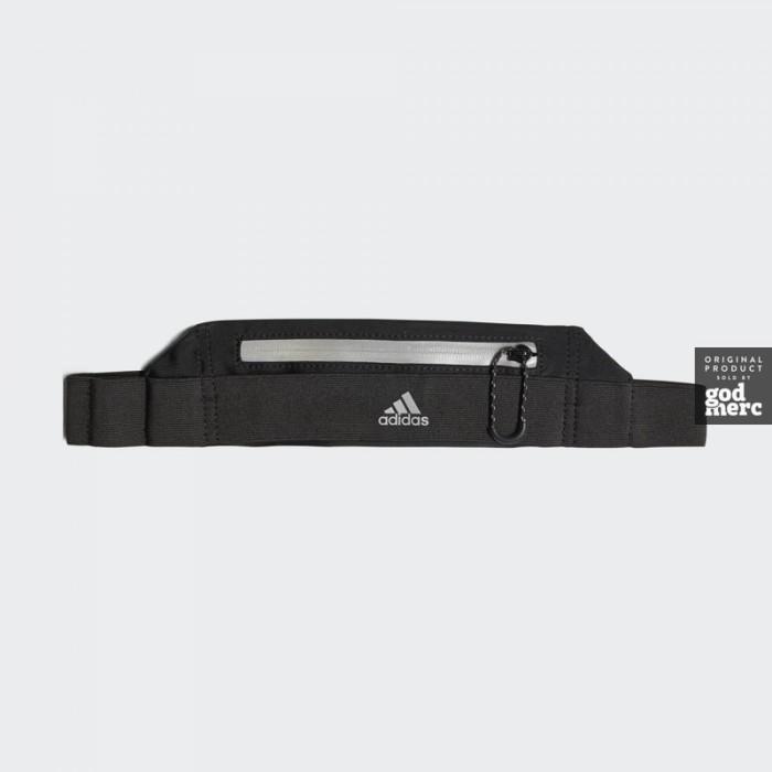 ORIGINAL Adidas Run Belt Sabuk Black CF5210