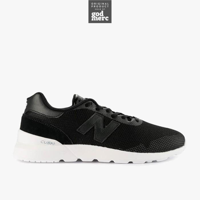 Jual ORIGINAL New Balance 515 Sport Sepatu Black - Godmerc  687aaf3578