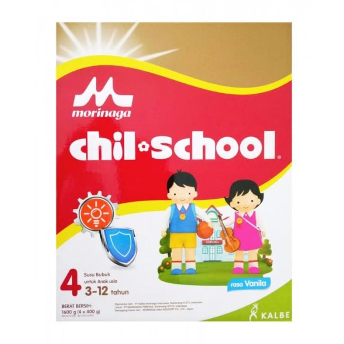Foto Produk CHIL SCHOOL VANILA DAN MADU 1600 GRAM - MADU dari Edisan.Shop