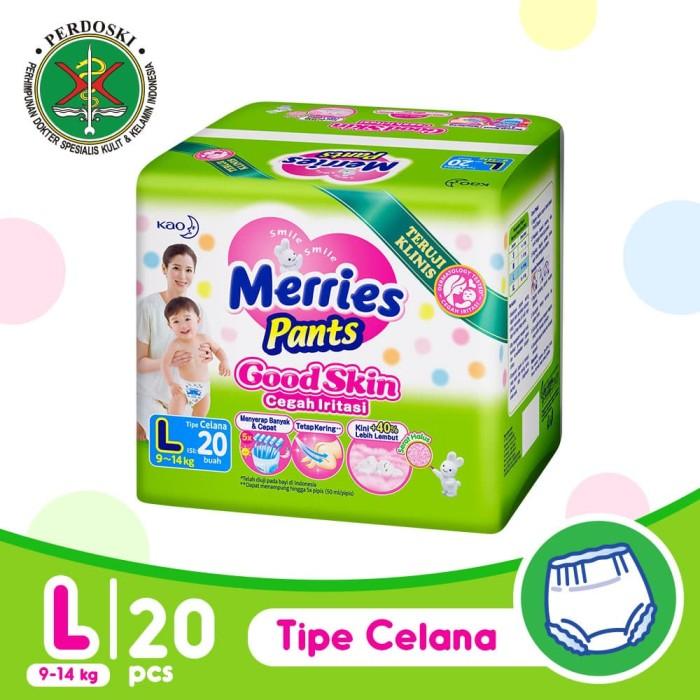 harga Merries pants good skin l 20 Tokopedia.com