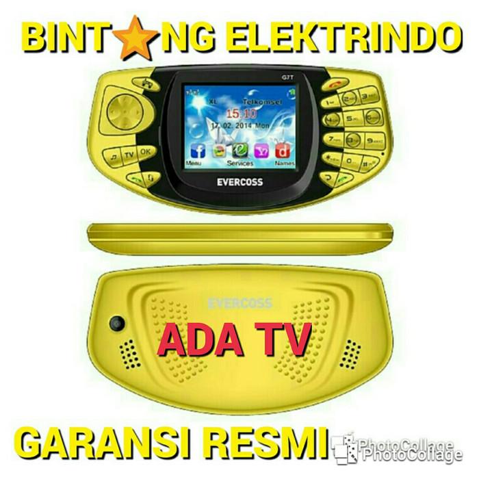 harga Handphone+game evercoss g7t hp mirip nokia n-gage Tokopedia.com