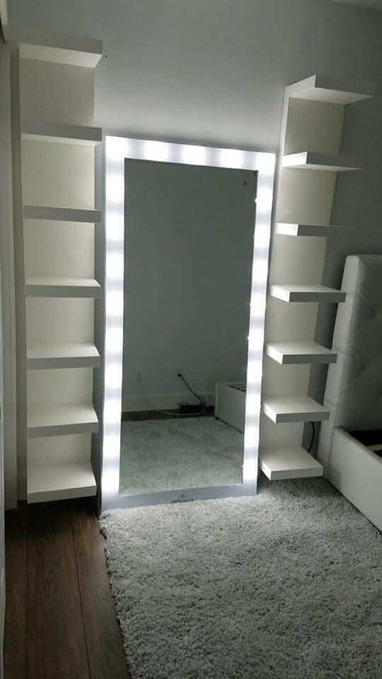 Jual Vanity mirror frame full body - Kota Bandung - luxo ...