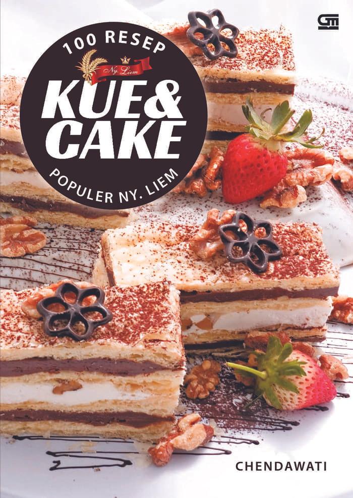harga 100 resep kue & cake populer ny. liem Tokopedia.com