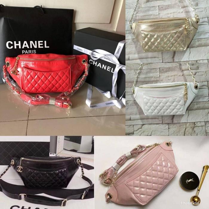 Jual Sale Tas pinggang Chanel Bumbag Chanel Waist restock - all ... 1ce4ada1d0