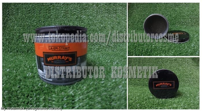 New Pomade Murray's La-Em Straight Firm Hold Gel Original USA ...