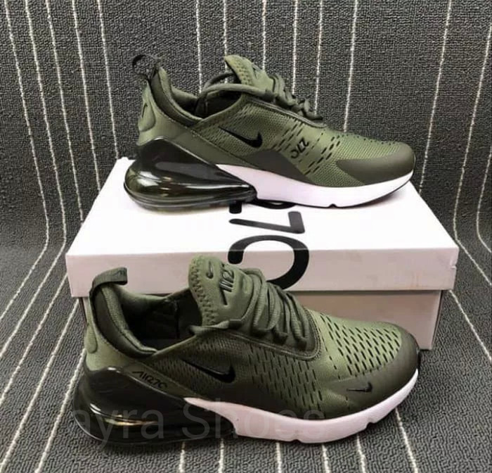 timeless design c0705 8a632 Jual Nike Air Max 270 Dark Green - Kota Semarang - Fayra Shoes | Tokopedia