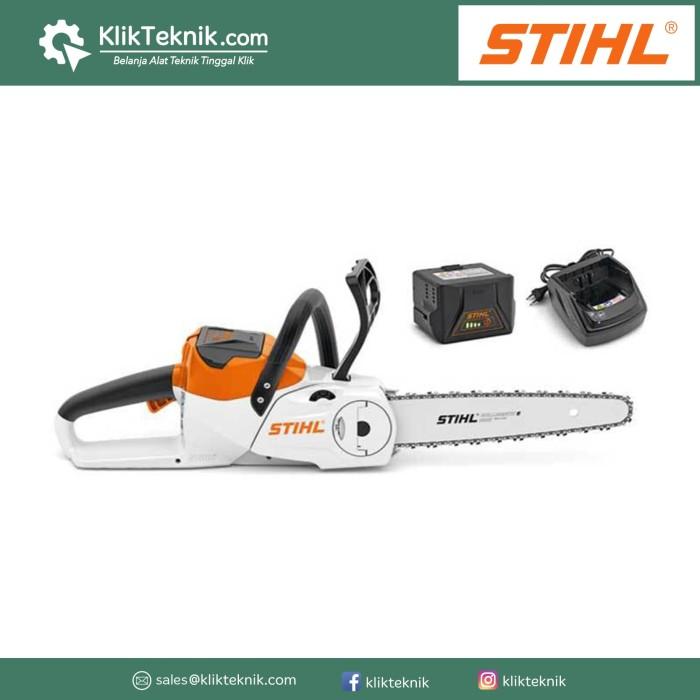 harga Stihl msa 120 c-bq chainsaw baterai (termasuk baterai dan charger) Tokopedia.com
