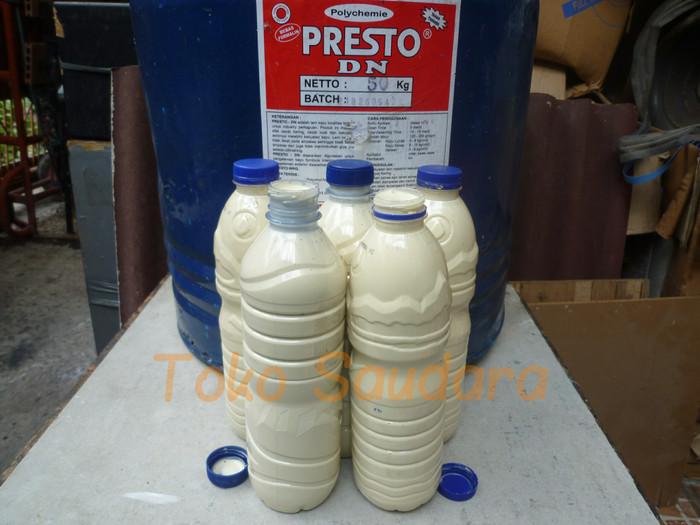 harga Lem presto dn refill 720gram aliphatic glue relatif kental bagus Tokopedia.com