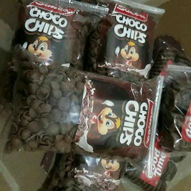 Jual Sereal Coklat Choco Chips Merk Simba Murah Enak Makanan