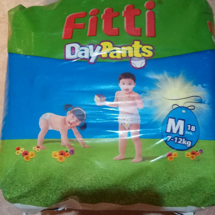 Fitti day pants M 18