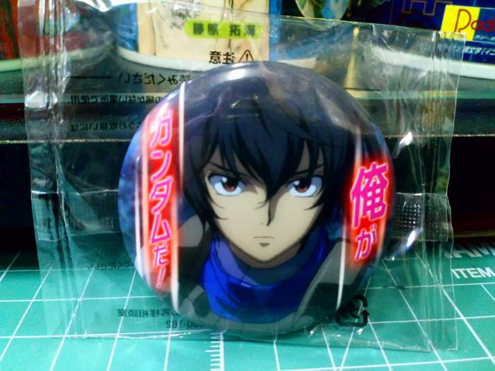 Jual Gundam 00 Badge Setsuna F Seiei Jakarta Pusat Exia89 Tokopedia