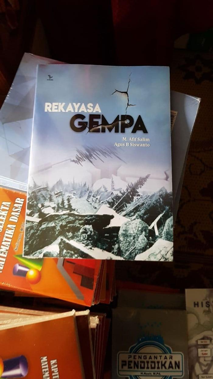 Jual Buku Rekayasa Gempa Kota Semarang Hydroshop
