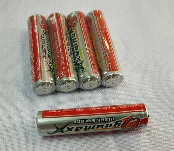 Foto Produk A2 Battery / baterai type A2 per satuan Merk Random dari THE BEST PEDIA