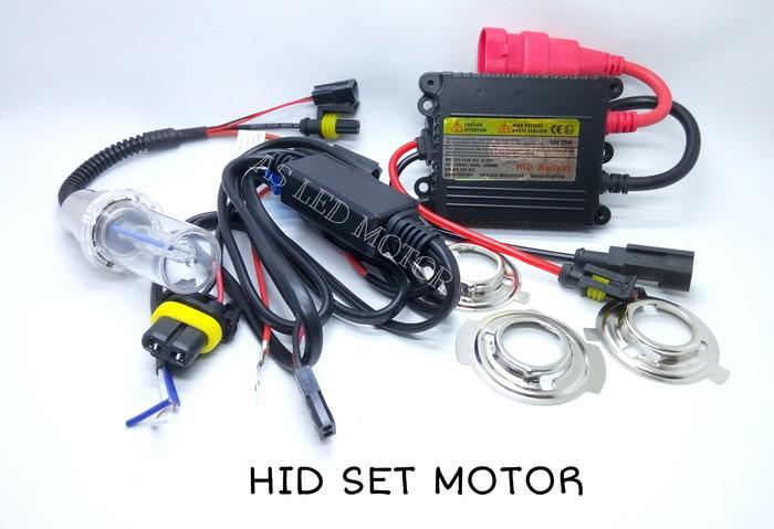 Hasil gambar untuk lampu hid motor
