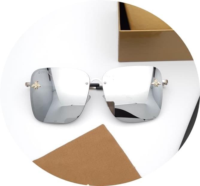Jual Grosiran Kacamata   Sunglass Wanita - Gucci Capung R531 Super ... fc4ff98bc3