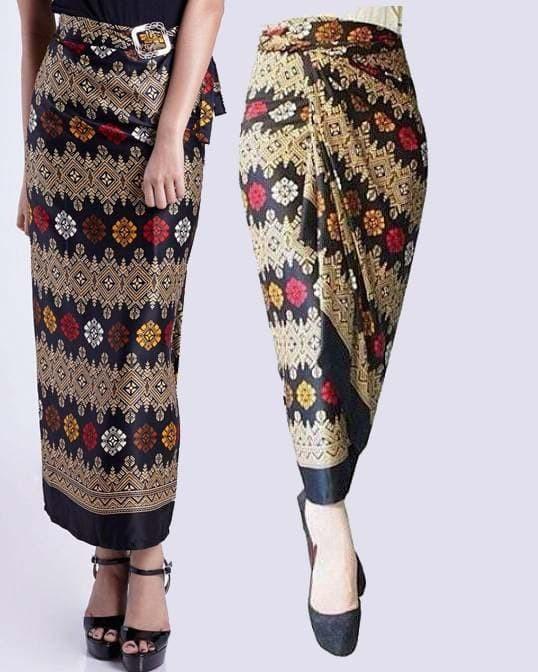 Jual Rok Lilit Serut Model Rok Kebaya Etnic Kota Bekasi Nhm