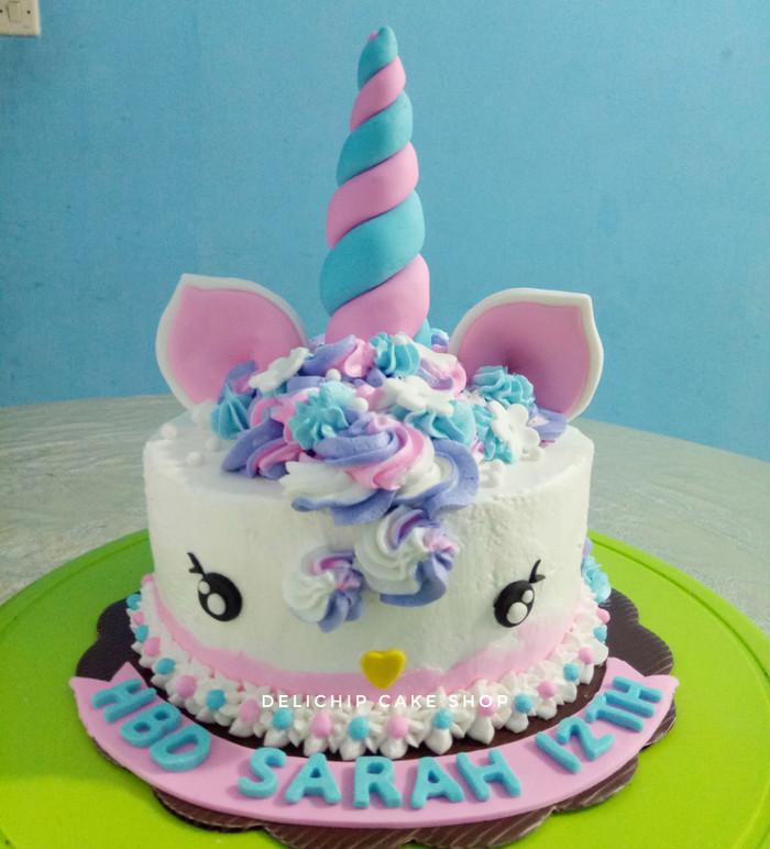 Jual Little Pony Birthday Cake Kue Ulang Tahun Anak Perempuan Kab Bandung Barat Delichip Tokopedia