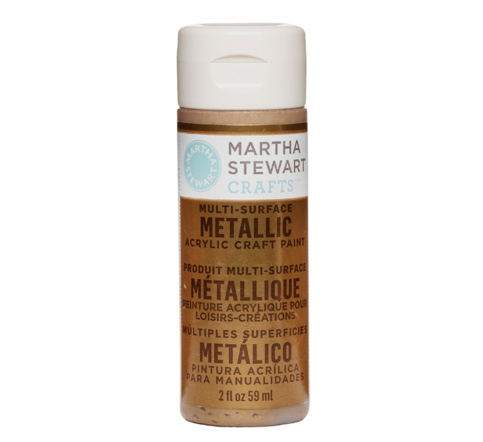Jual Martha Stewart Multi Surface Acrylic Craft Paint Metallic Jakarta Pusat Joyful Heart Tokopedia