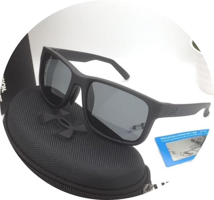 harga Sungglases Kacamata Pria Under Amoure F5 - Kacamata Anti Uv Polarizer Blanja.com