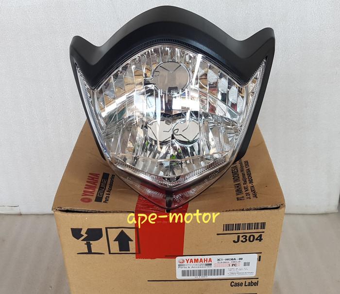 harga Lampu depan vixion th 2012 3c1-h430a-00 original yamaha Tokopedia.com