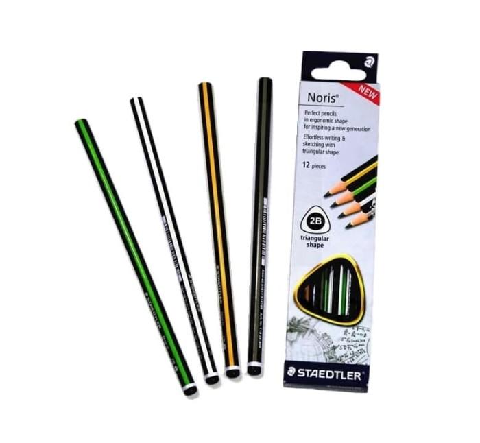 staedtler noris triangular pencils for adult