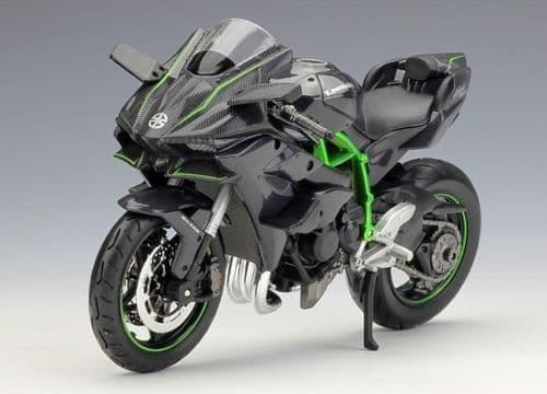 Kawasaki Ninja H2r >> Jual Jual Diecast Miniatur Motor Kawasaki Ninja H2r H2 R Skala 1 12 Maisto Kota Lubuk Linggau Nicky Miraldy Onlineshop Tokopedia