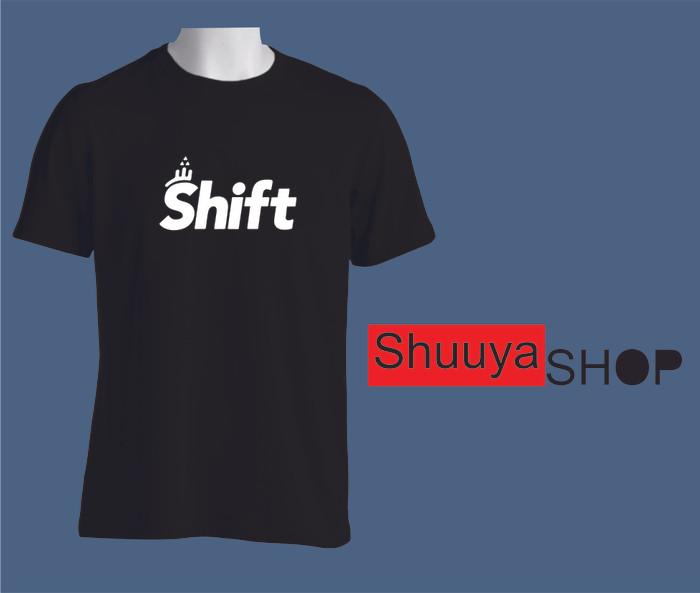 jual kaos shift pemuda hijrah kota bandung shuuyashop tokopedia