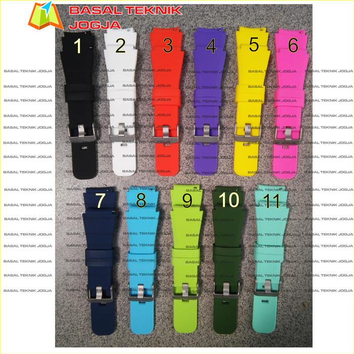harga Strap tali jam tangan samsung gear s3 frontier classic asus zenwatch 2 Tokopedia.com
