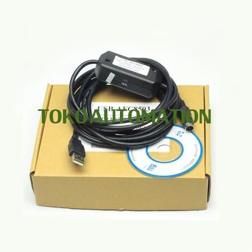 harga Usb - afc8503 cable panasonic gt01 gt10 gt11 gt21 gt30 plc kabel pe28 Tokopedia.com