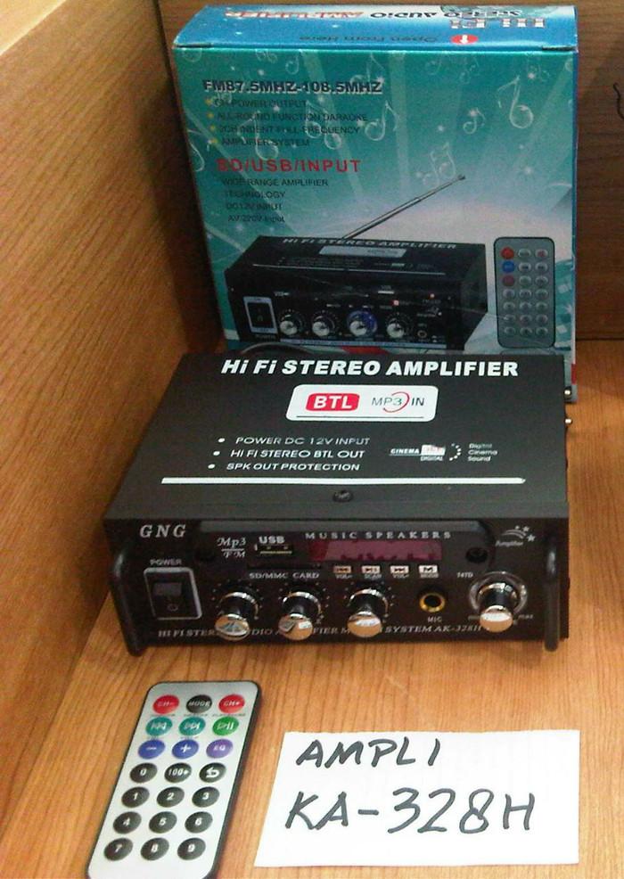 harga Amplifier stereo Tokopedia.com