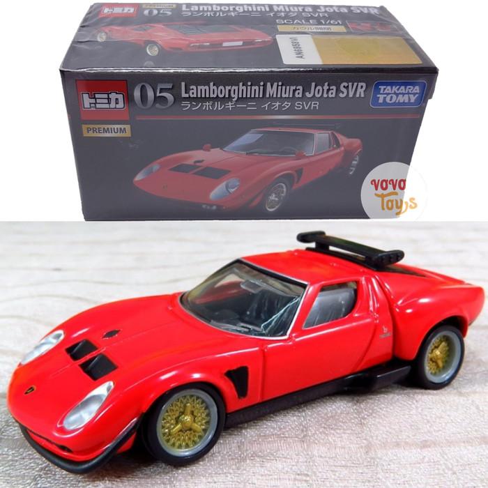 Jual Figure Brick Lego Uno Tomyca Premium 05 Lamborghini Miura Jota