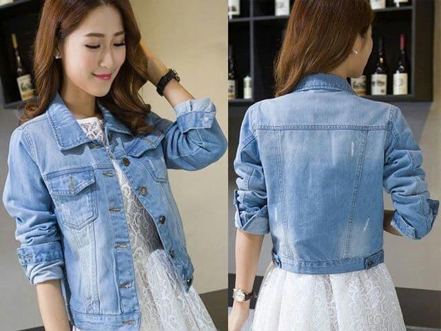 Info Jaket Jeans Biru Muda DaftarHarga.Pw