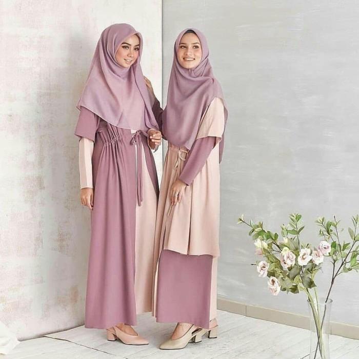 Jual Promo Runa Maxi Dress Maxi Gamis Remaja Kekinian Termurah Jakarta Barat Dian Jaya Shop Tokopedia