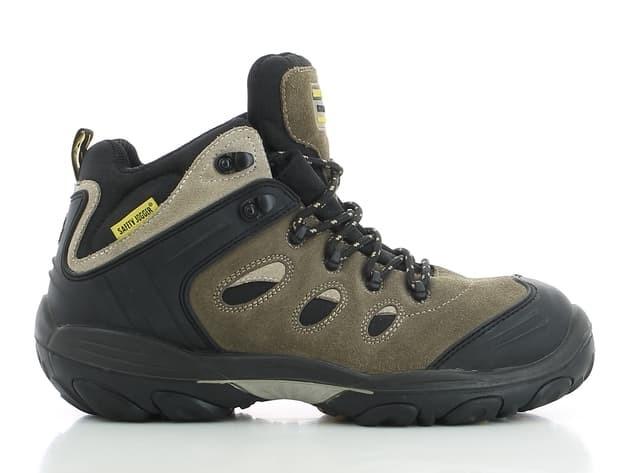 harga Sepatu Safety Jogger Xplore S3 Hro Src Metal Free - Cokelat Muda, 43 - Sr Blanja.com