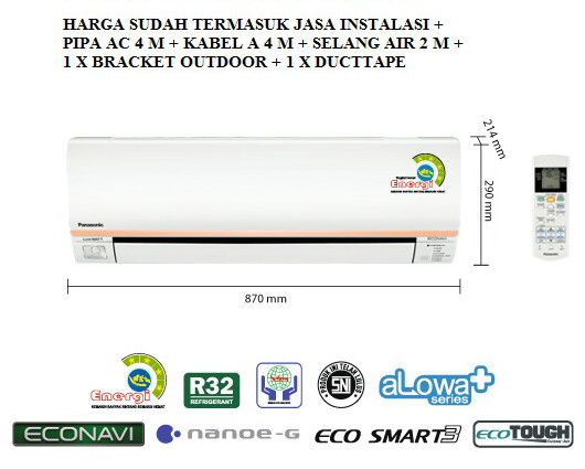 Info Ac Low Watt Panasonic Travelbon.com