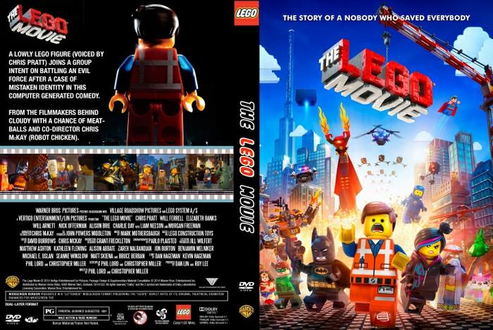 Jual Film Dvd The Lego Movie 2014 Movie Collection Film Koleksi Jakarta Barat M Collector Tokopedia