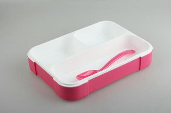 Lunch Box Kotak Makan Sup Yooyee 4 Sekat Bento Kotak Be Murah