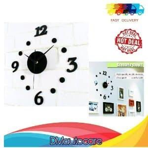 Jam Dinding Besar Unik Minimalis Acrylic Ukuran 30-50cm Diskon. Toko dalam  status moderasi 8ecbb8b9a2
